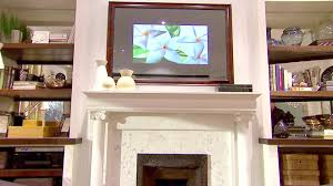 how to decorate around a fireplace fireplace design hgtv