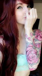 146 best girls with sleeves images on pinterest photography