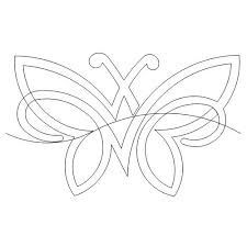 celtic butterfly bright designs
