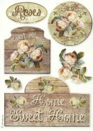 free shabby chic dishes transfer images google search