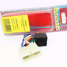 autoleads pc2 42 4 daewoo car stereo iso wiring harness adaptor