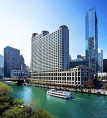 Downtown Chicago Hotels Map by Sheraton Grand Chicago Hipmunk