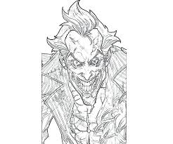 Cartoon Joker Coloring Pages Batman And Printable Of Top For Adult Coloring Pages Joker