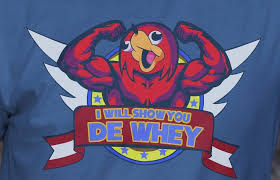 Gym Clothes Meme - geek print i will show you de whey ugandan knuckles geeky
