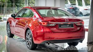 mazda 6 diesel mazda6 facelift with g vectoring now in malaysia priced from