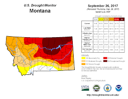 52 States Map by United States Drought Monitor U003e Current Map U003e State Drought Monitor