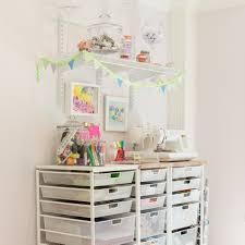 ways to keep craft supplies organized popsugar moms