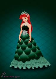 royal jewels dress edition ariel by missmikopete deviantart com