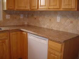subway tile kitchen backsplash installation cabinet color for