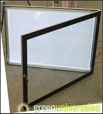 led picture frame light double side outdoor using led picture frame led light sign led sign