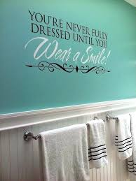 cute sayings for home decor sayings for bathroom wall justget club
