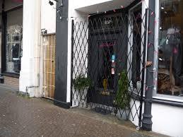 Front Door Security Gate by Security Fencing U0026 Enclosures Harbour Door