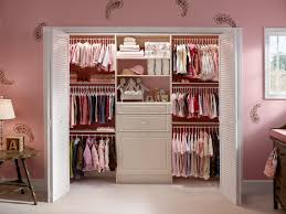 Storage Ideas For Girls Bedroom A Closet That Grows With Your Little Hgtv