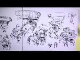 john park u0027s sketchbooks part 2 youtube