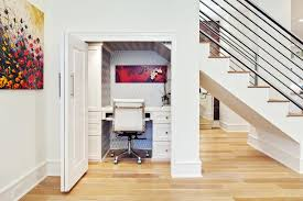office stairs design home office under stairs design ideas with regard to residence