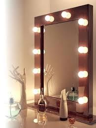 Lighted Make Up Vanity Vanities Hollywood Makeup Mirror With Lights Uk Makeup Vanities