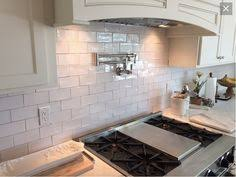 I Love Glazed Brick Looking Tiles Subtle But Gorgeous Walker - Walker zanger backsplash