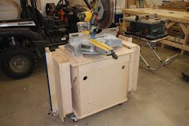 Good Woodworking Magazine Download by Fine Woodworking Miter Saw Station Redneck Diy