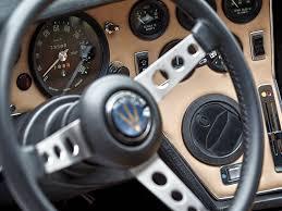 maserati steering wheel driving maserati bora revivaler
