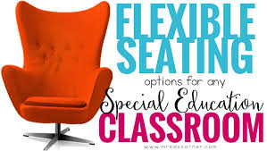 flexible seating options for special education mrs d u0027s corner