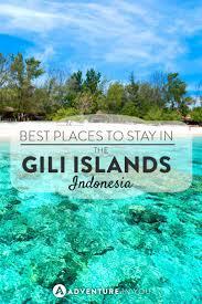 where to stay in the gili islands bali trawangan air u0026 meno