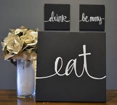 dining room dining wall with blue wall art decor also nursery
