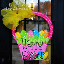 Easter Egg Door Decorations by Kapan Date Part 93
