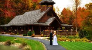 wedding venues in gatlinburg tn log wedding chapel best wedding reception location venue
