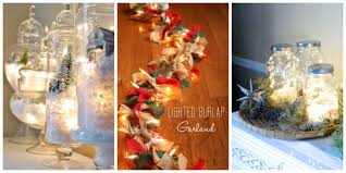 Living Room Lighting by 20 Ways To Decorate Your Home With Christmas Lights Decorating