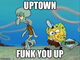 Funk Meme - spongebob pizza funk memes imgflip
