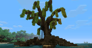 cool trees god trees minecraft project
