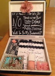 Cute Will You Be My Bridesmaid Ideas Diy Will You Be My Bridesmaid Ideas Do It Your Self