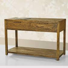 Reclaimed Wood Console Table Style Reclaimed Wood Console Table Dans Design Magz Reclaimed