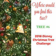 play our u00272016 disney christmas tree challenge u0027 the disney