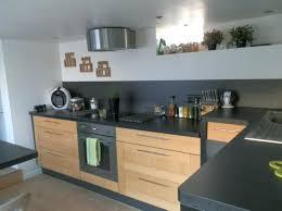 cuisine design bois cuisine noir et bois tya bilalbudhani me