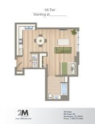 studio apt floor plan studio apartment video tour 2m noma apartments in d c