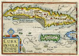 Map Cuba Large Old Map Of Cuba Cuba North America Mapsland Maps Of