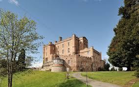 dalhousie castle scotland hotel review travel