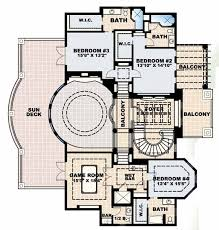 florida style house plans plan 55 173