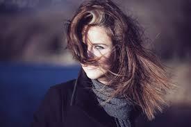 beautiful in cold windy weather ii