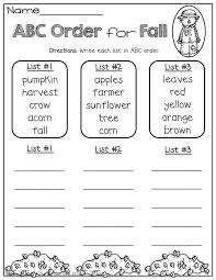abc order worksheets best 20 alphabetical order ideas on pinterest