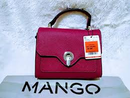 Tas Mango Orisinil jual beli mango sale pink bag mch valeria tas branded original