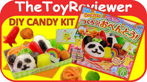 kracie popin u0027 cookin u0027 bento box diy candy kit japanese food