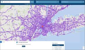 Cell Phone Service Map 3 Cell Phone 3g 4g And Lte Speed And Coverage Map Comparison
