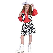 Cowgirl Halloween Costume Western Cowgirl Costume Costumelook