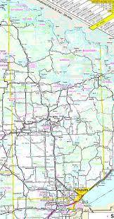 Map St Louis Saint Louis County Minnesota Guide