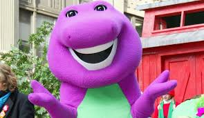 meet the who played beloved purple dinosaur barney from 1991