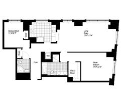 Walk In Closet Floor Plans by Residences Floor Plans U2013 Colonnade Residences