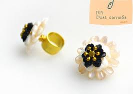 how to make clip on earrings 1000 best jewellerymaking8 earrings ideas tutorials 8 images