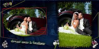 montage mariage modèles livre album photo de mariage logiciel photosartist vertige